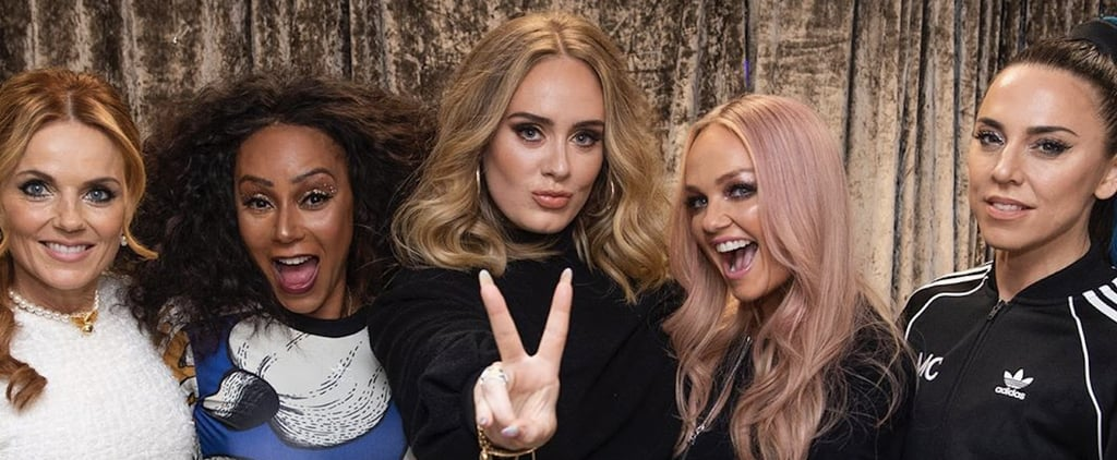 Adele at the Spice Girls 2019 Reunion Tour Pictures