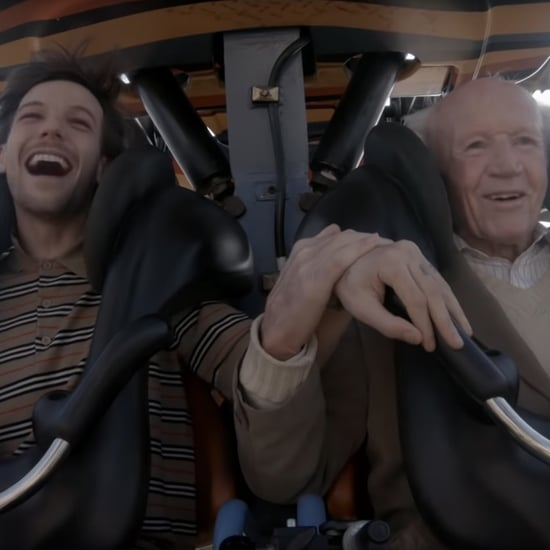 "Louis Tomlinson and Richard Bucket List in ""Two of Us"" Video"