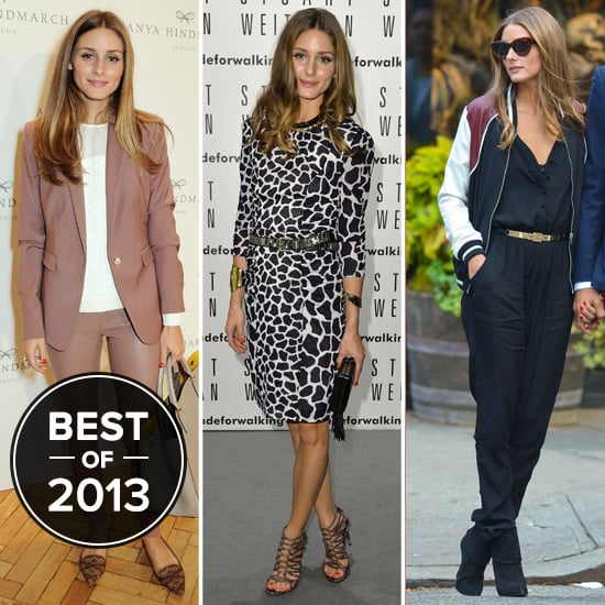 Olivia Palermo Never, Ever Got an Outfit Wrong in 2013
