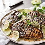 Lime-Marinated Grilled Chicken