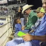 An Appreciative Mother Wrote a Letter to the Man at the Rodeo Who Changed Their Lives