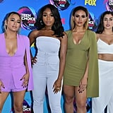 Fifth Harmony's Teen Choice Awards Looks Might Hold a Secret Clue to Their New Album