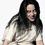 Billie Eilish Bury a Friend Sticker