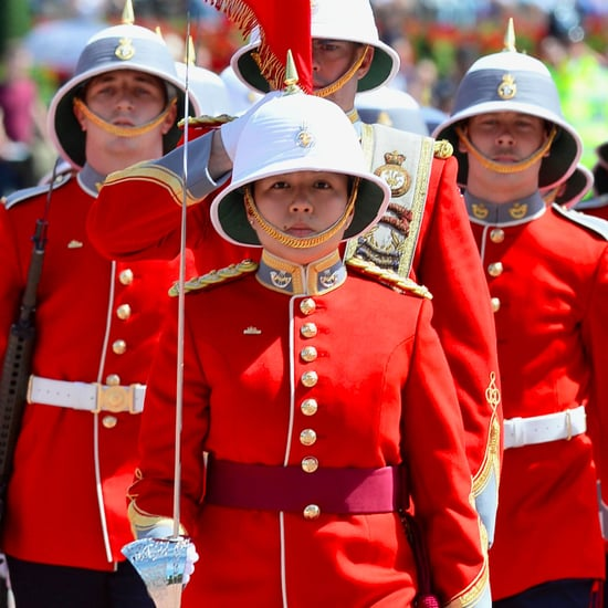 Megan Couto Becomes First Woman to Captain the Queen's Guard
