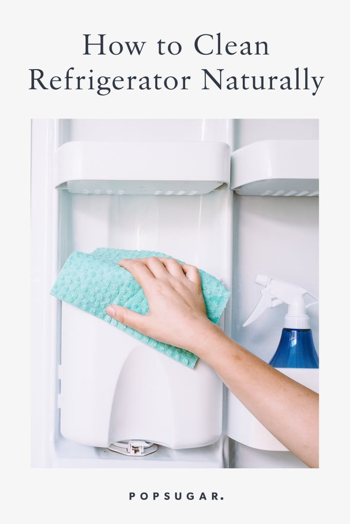 How to Clean Refrigerator Naturally