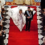 Everything You Need to Know About Queen Letizia of Spain's Incredible Wedding Gown