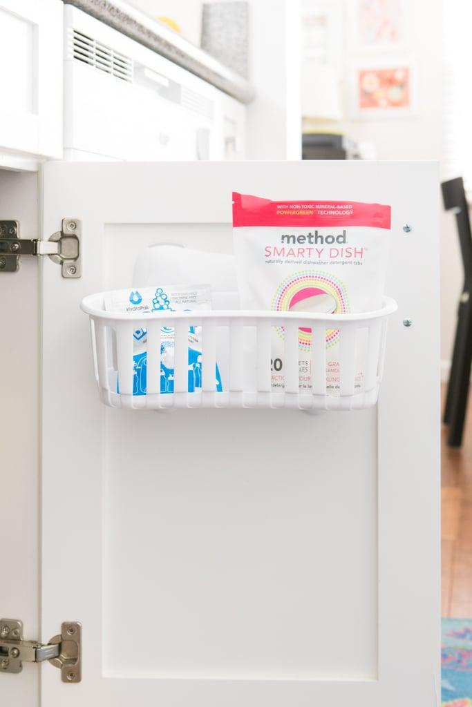 Kitchen Sink Storage