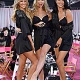 Adriana Lima's Last Victoria's Secret Show 2018