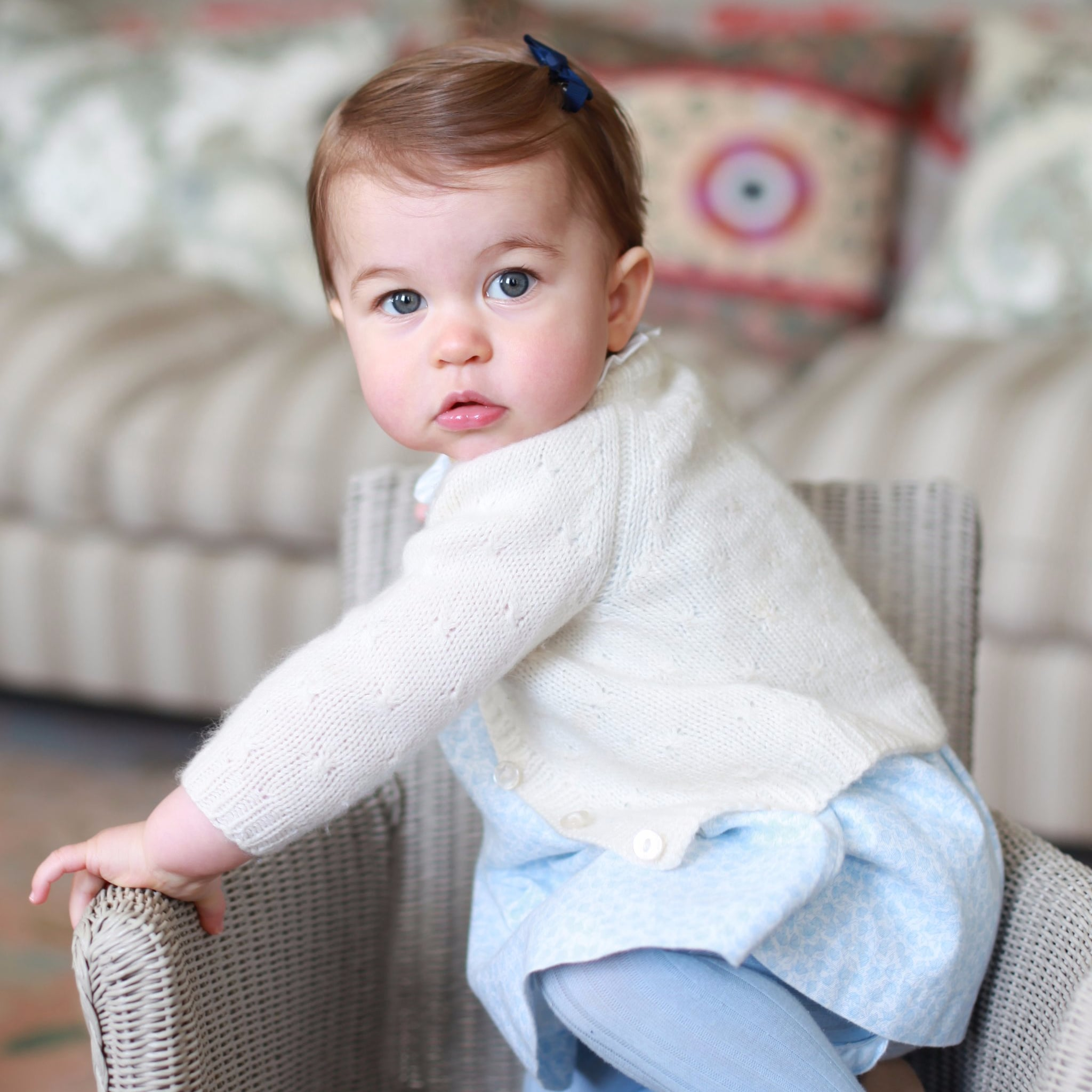 Princess charlotte and queen elizabeth lookalike pictures popsugar celebrity