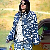 Billie Eilish at Coachella in 2019