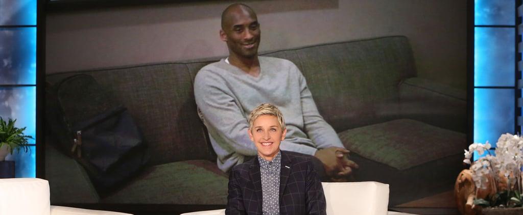 Kobe Bryant Prank on The Ellen DeGeneres Show Video