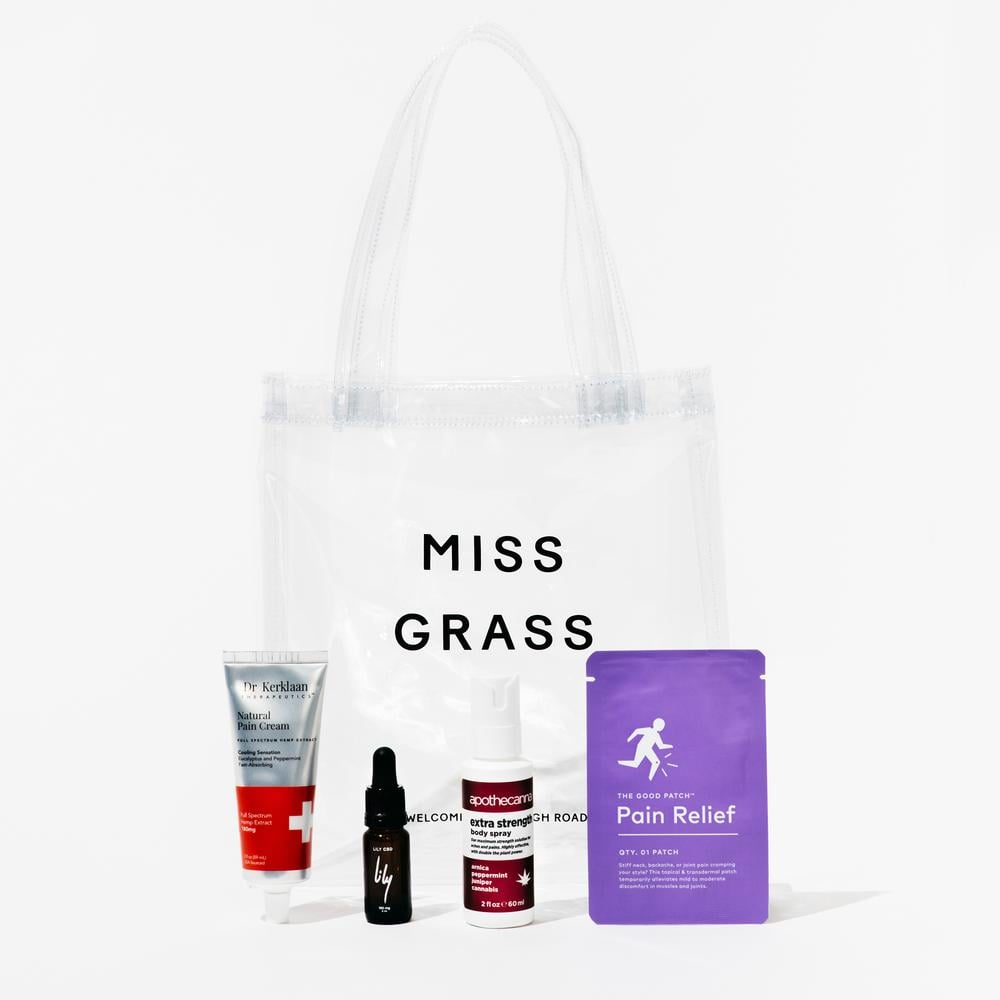 Miss Grass Pain + Recovery Kit