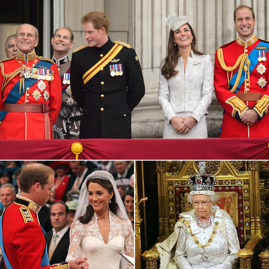 British Royal Family Traditions