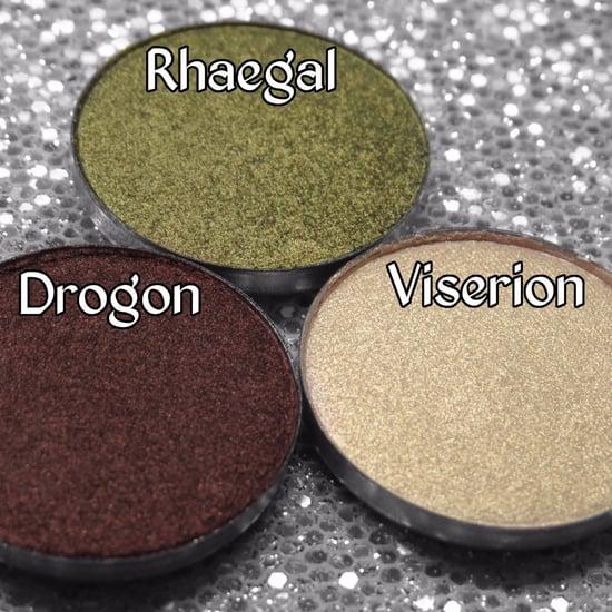Game of Thrones Strobe Cosmetics Eye Shadow