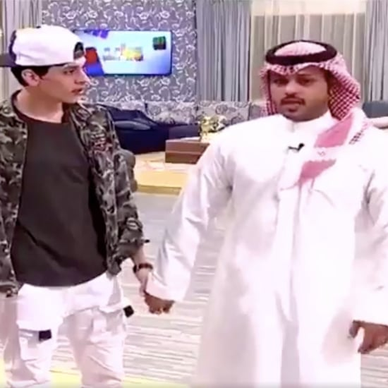 Saudi Bedaya TV Channel Reports Death of Guest's Father Live