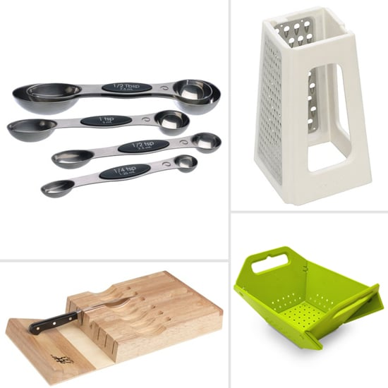 City Dwellers: Try These Space-Saving Kitchen Gadgets