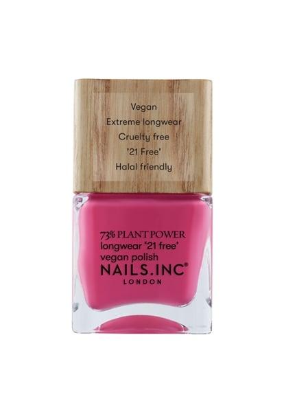 2021 Nail-Polish Colour Trend: Hot Pink