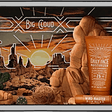 """Unlike what most people think, you have to protect your skin year-round. DSC's Big Cloud protection line is a great stocking stuffer. The best part is it doesn't matter if they live in the Northeast or West Coast, everyone needs a Daily Face Moisturizer with Sunscreen and moisturizing lip balm."" Big Cloud by DSC ($16)"