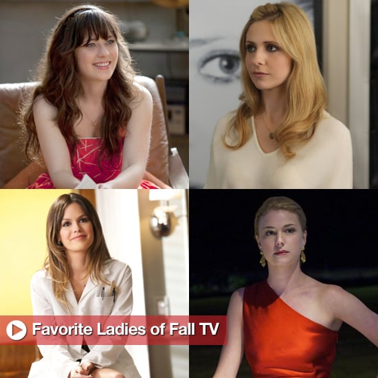 10 Ladies Who Make Fall TV Worth Watching