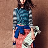 Ruby Aldridge Stars in Madewell's Killer Spring 13 Catalogue
