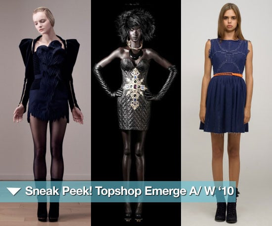 Topshop Emerge Autumn/ Winter 2010