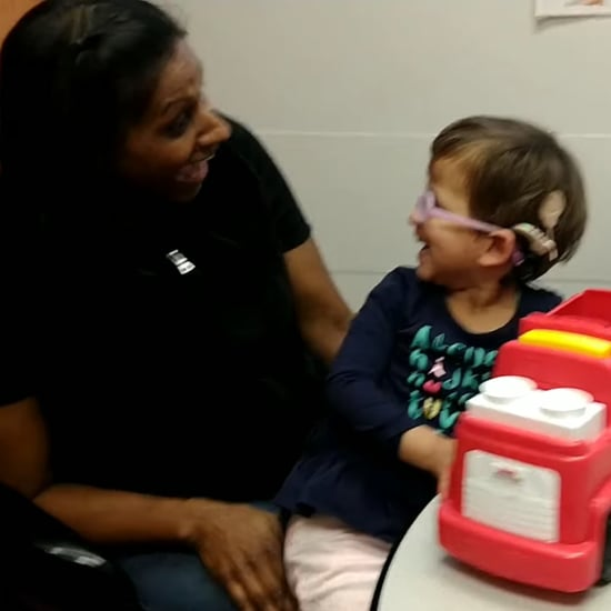 Toddler With Cochlear Implant Tells Mom I Love You