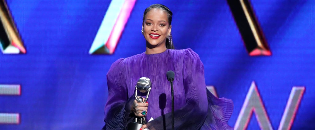 Watch Rihanna's 2020 NAACP Image Awards Speech