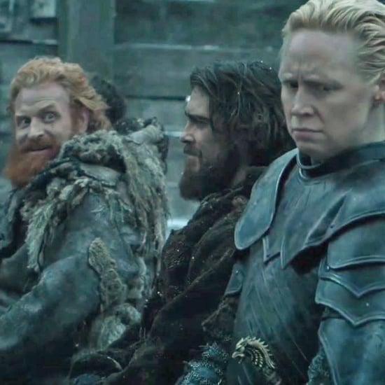 Gwendoline Christie Talking About Tormund and Brienne 2017