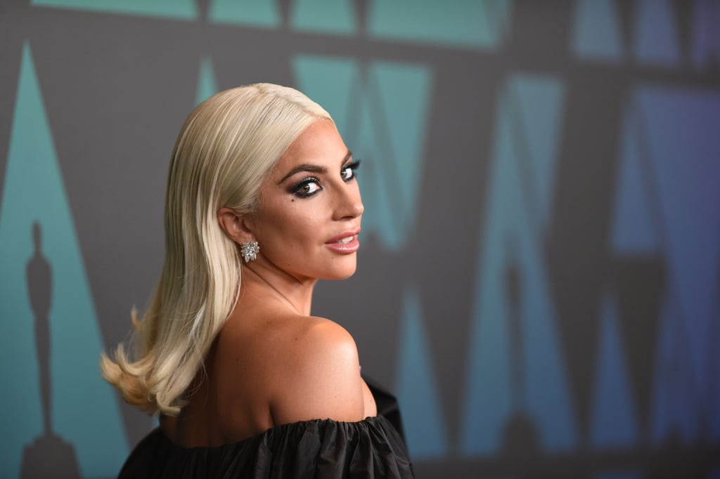 Lady Gaga Golden Globes 2018 Beauty Look Prediction