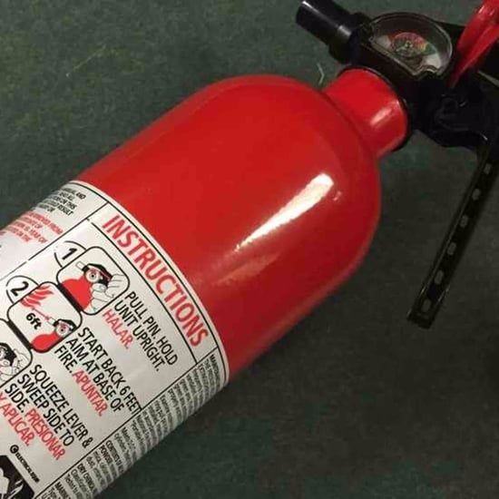 Kidde Fire Extinguisher Recall November 2017