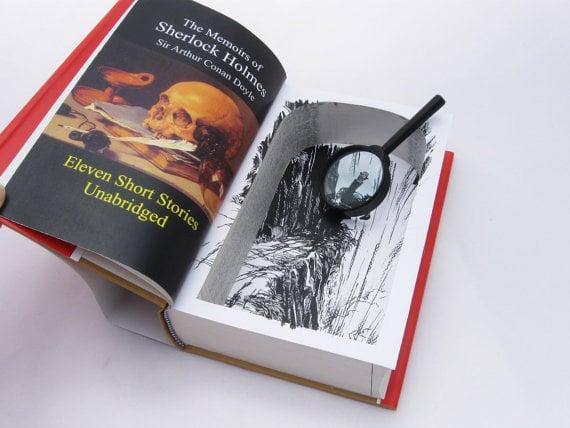 Hollow Book Hideaway ($30)