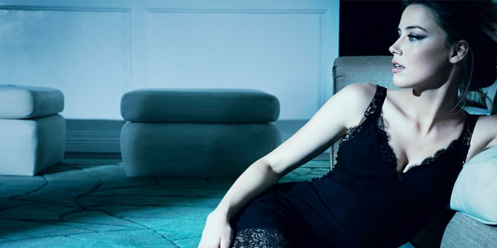 Amber Heard Shoots for NET-A-PORTER