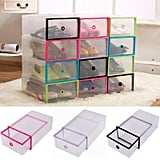 Yosoo 5PCS Shoe Box Drawer Home Organizers