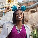 See Betsey Johnson's Little Mermaid Ears For Disney