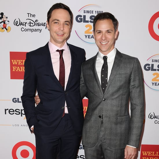 Jim Parsons and Todd Spiewak's Cutest Pictures