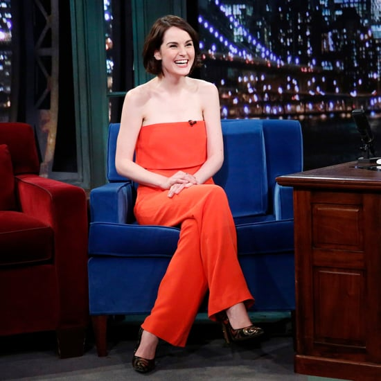 Michelle Dockery Outfits