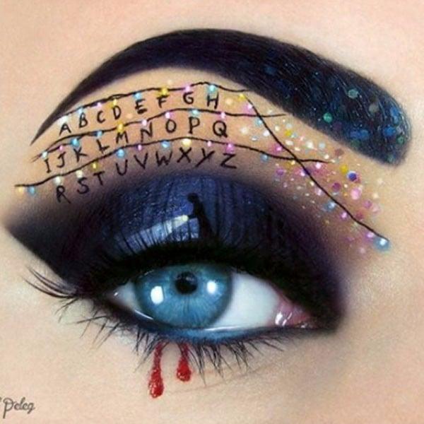 Stranger Things Makeup Popsugar Beauty