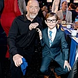Jacob Tremblay Continues to Be the Tiniest, Cutest Award Season Participant