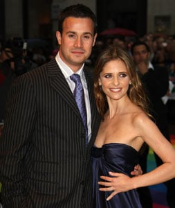 Sarah Michelle Gellar and Freddie Prinze Jr. Are Expecting!