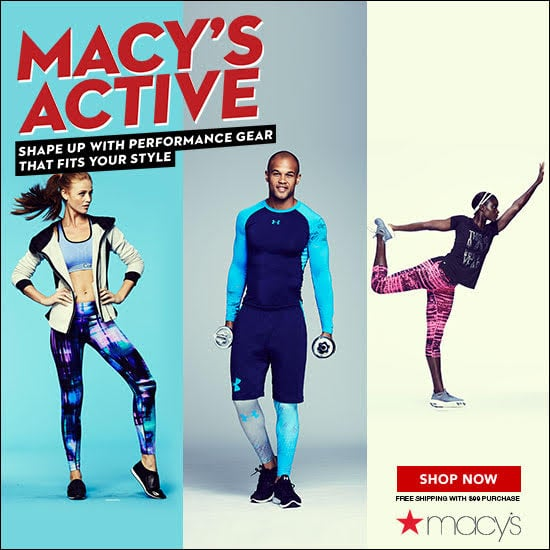 More from Macy's