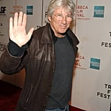 Richard Gere gave a wave at the Fierce People premiere in April 2005.