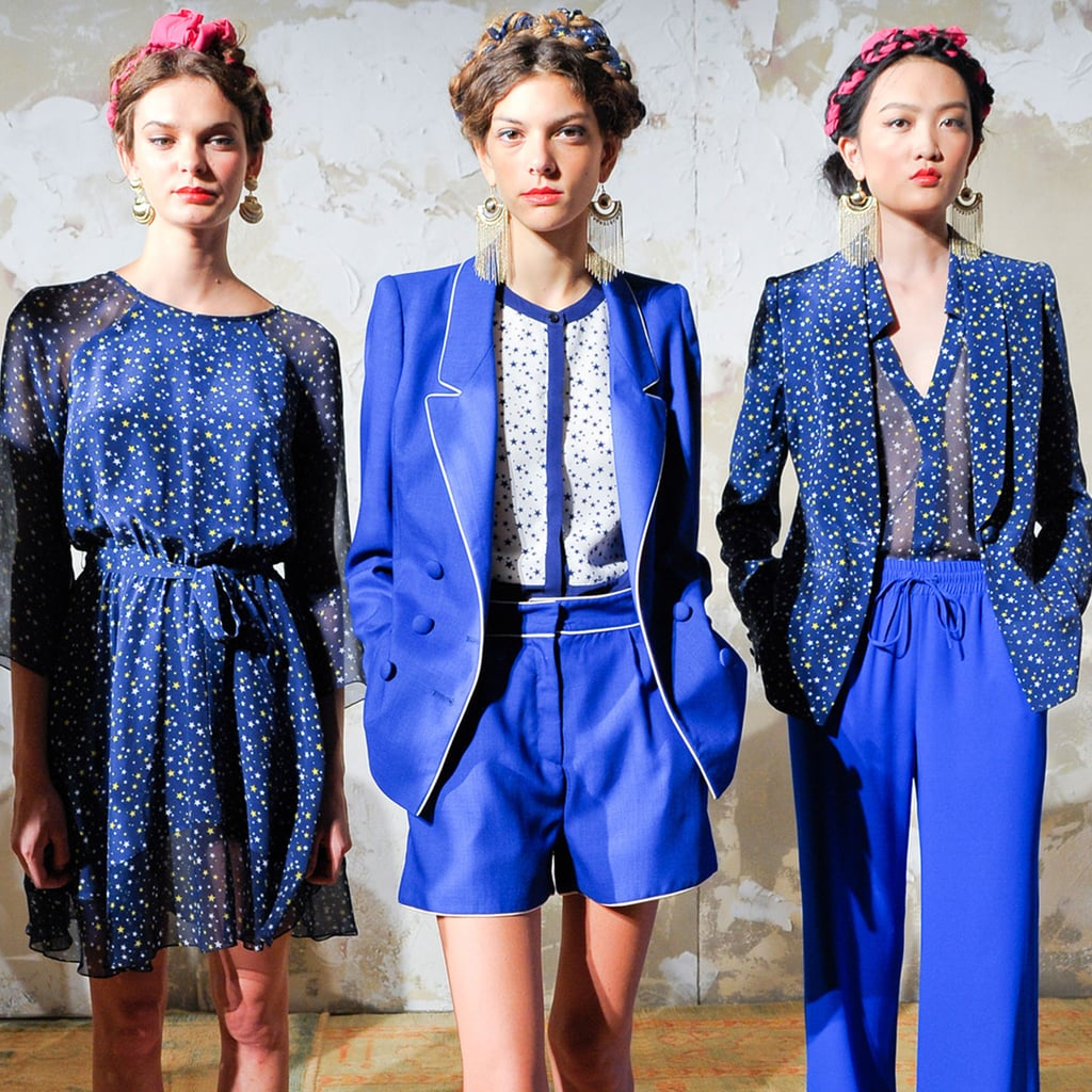 How to Wear Cobalt For Spring | Shopping