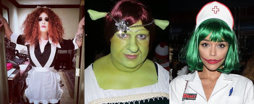 these stars had the best pop culture halloween costumes this year - Halloween Pop Culture