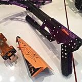 Hexbug VEX Robotics Crossfire Airplane Launcher Construction Kit
