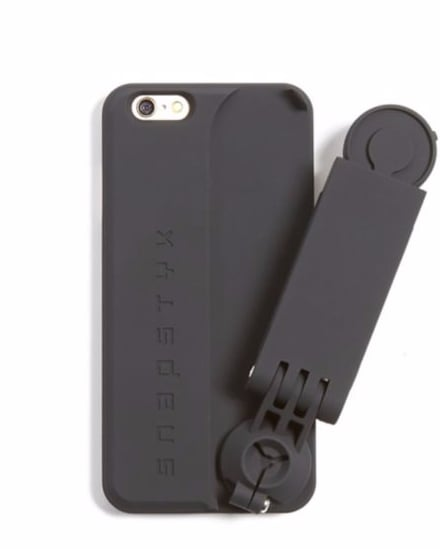 A Selfie Case For Easy Sharing