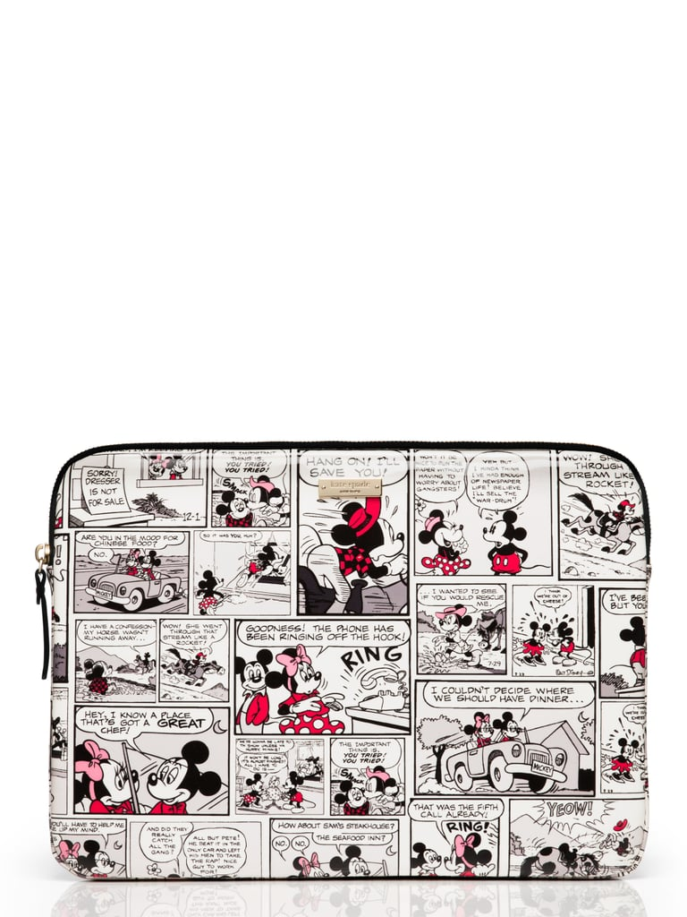 Kate Spade New York For Minnie Comic Laptop Sleeve ($75)