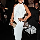 Christina Milian stepped out for the ALMA Awards in LA.