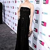 Evan Rachel Wood in Valentino.