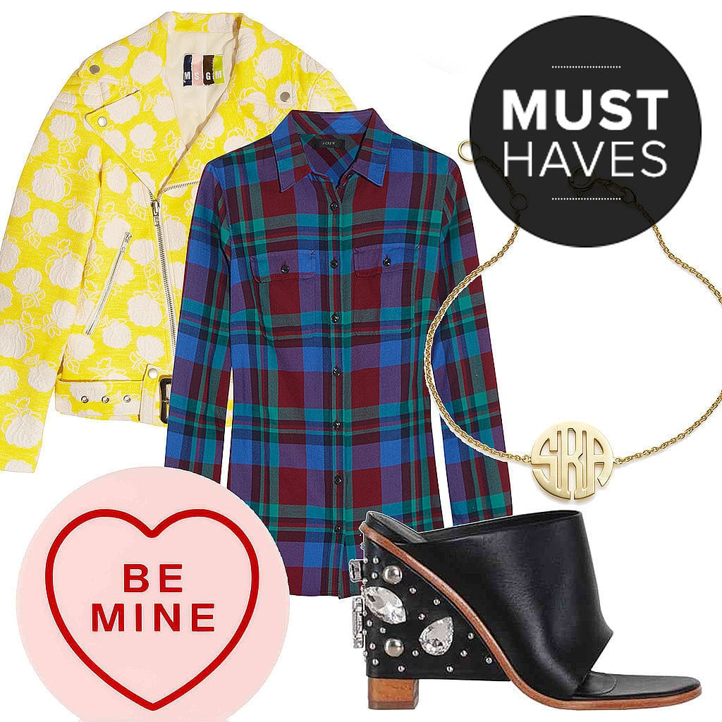 Love is in the air, and POPSUGAR Fashion is most smitten with the idea of finally being able to shop for Spring. Sure, you may still need a few essentials to get you through the coldest days of Winter, but seize the moment and swoon over what's warming not just your wardrobe, but also your heart!