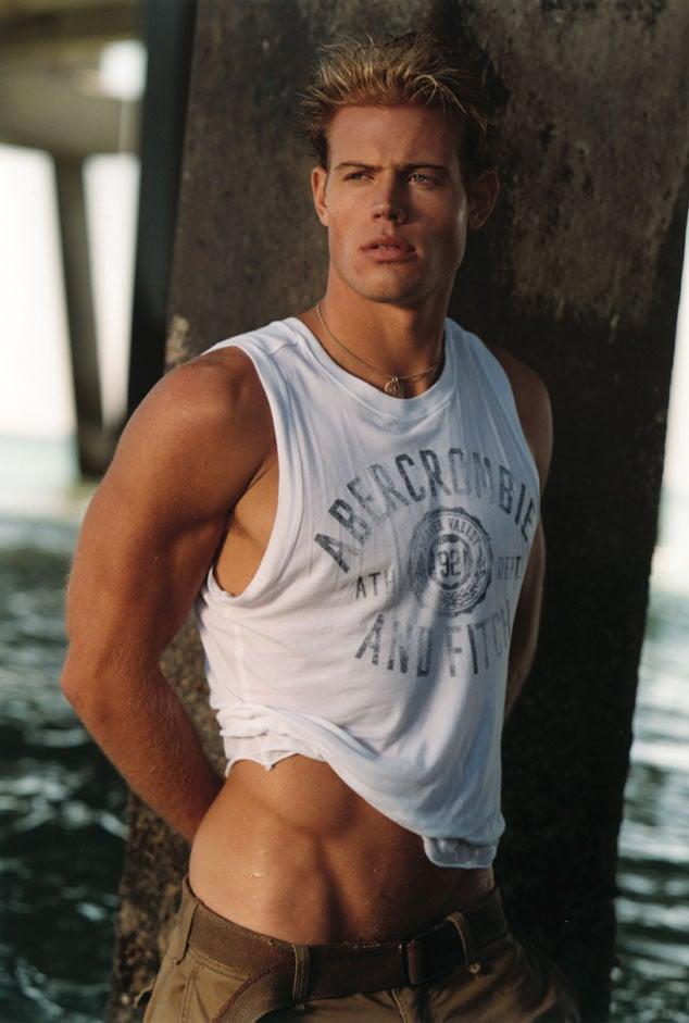 Trevor Donovan, 2003   Stars Who Were Abercrombie Models